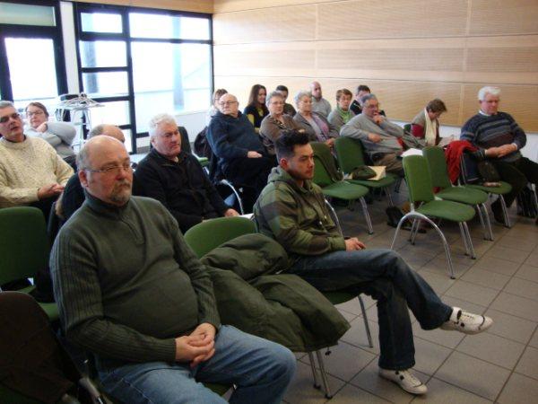 assemblée générale du 9 janvier à Vierzon
